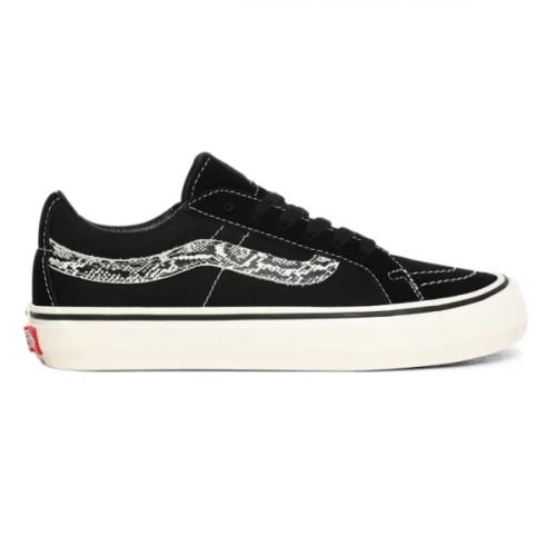 Vans UA SK8-Low Black & Snake