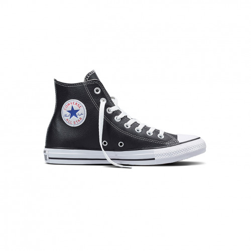 Converse Chuck TaylorAll Star Leather Black/Hi