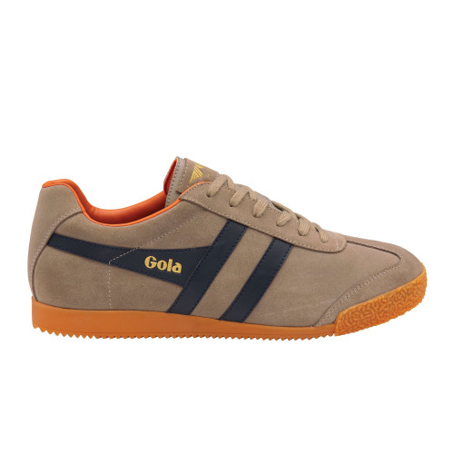 Gola Harrier Suede Trainers